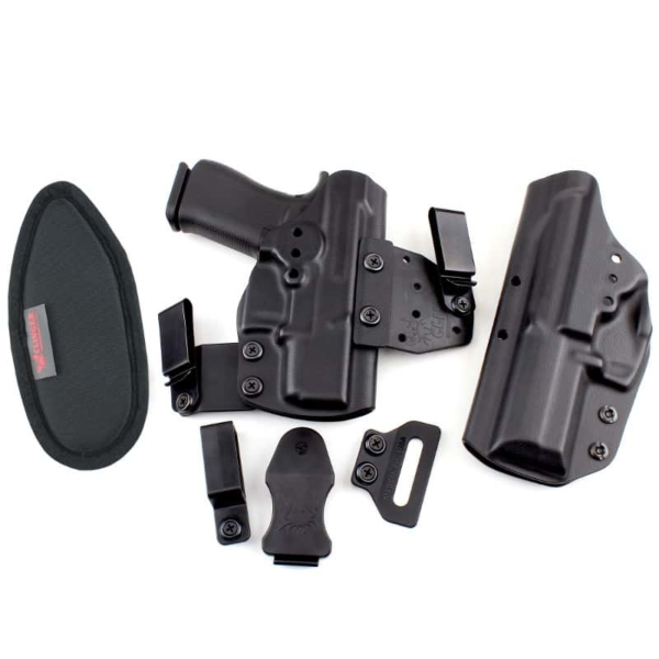 package deal with cushion for Glock 43X MOS