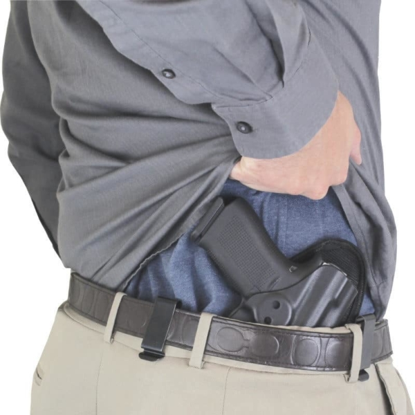Inside the Waistband holster for Glock 43X MOS