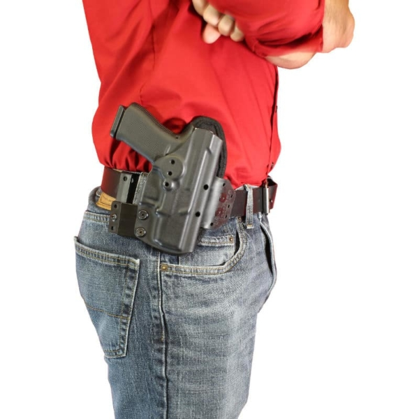 Outside the Waistband Holster for Glock 43X MOS