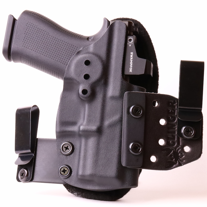g43x mos holster for inside the waistband