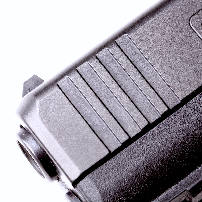 g43x mos front serrations closeup