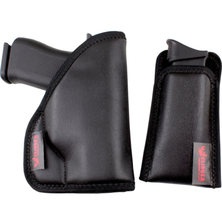 CZ 75 Compact pocket holster combo