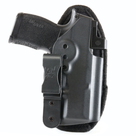 Sig P365X holster for appendix carry