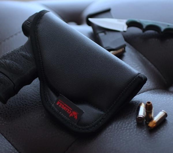 pocket carry CZ 75B holster