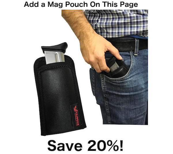 pocket Mag Pouch for Beretta 92F
