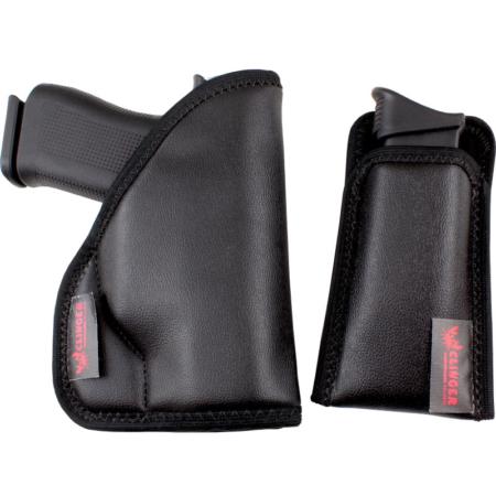 Kel Tec P11 pocket holster combo