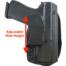 Ruger EC9S Kydex holster
