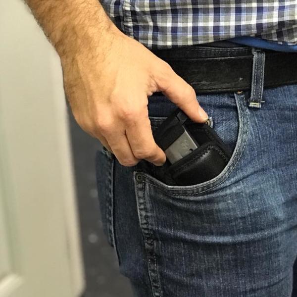 Soft Ruger EC9S pocket Mag Pouch