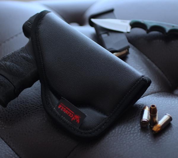pocket carry Ruger SR40C holster