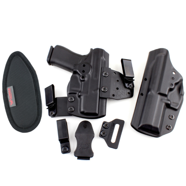 package deal with cushion for Glock 32