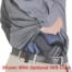 belt clips for Ruger EC9S OWB Holster